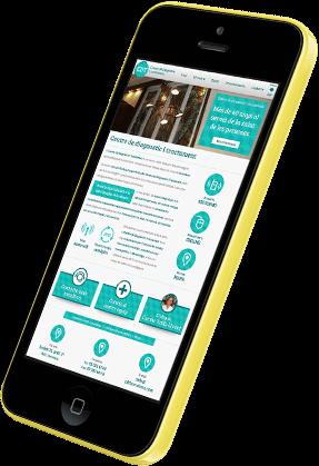 Diseño web, páginas web promocionales