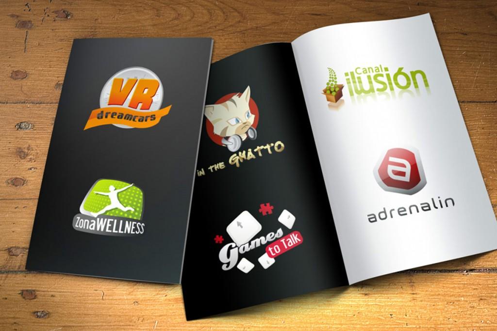 Identidad corporativa y papelería - INKTERFACE