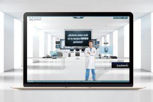 Diseño Web Proyecto Garmin