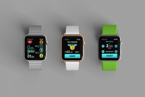 App para iPhone y Apple Watch
