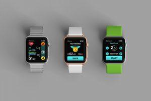 App para iPhone y Apple Watch