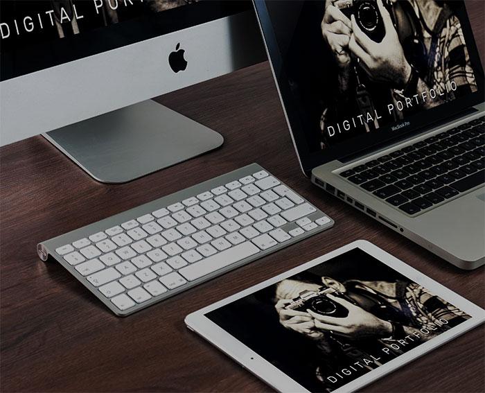 Catálogo digital para presentaciones